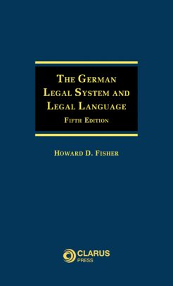 German-Legal-System-and-Legal-Language