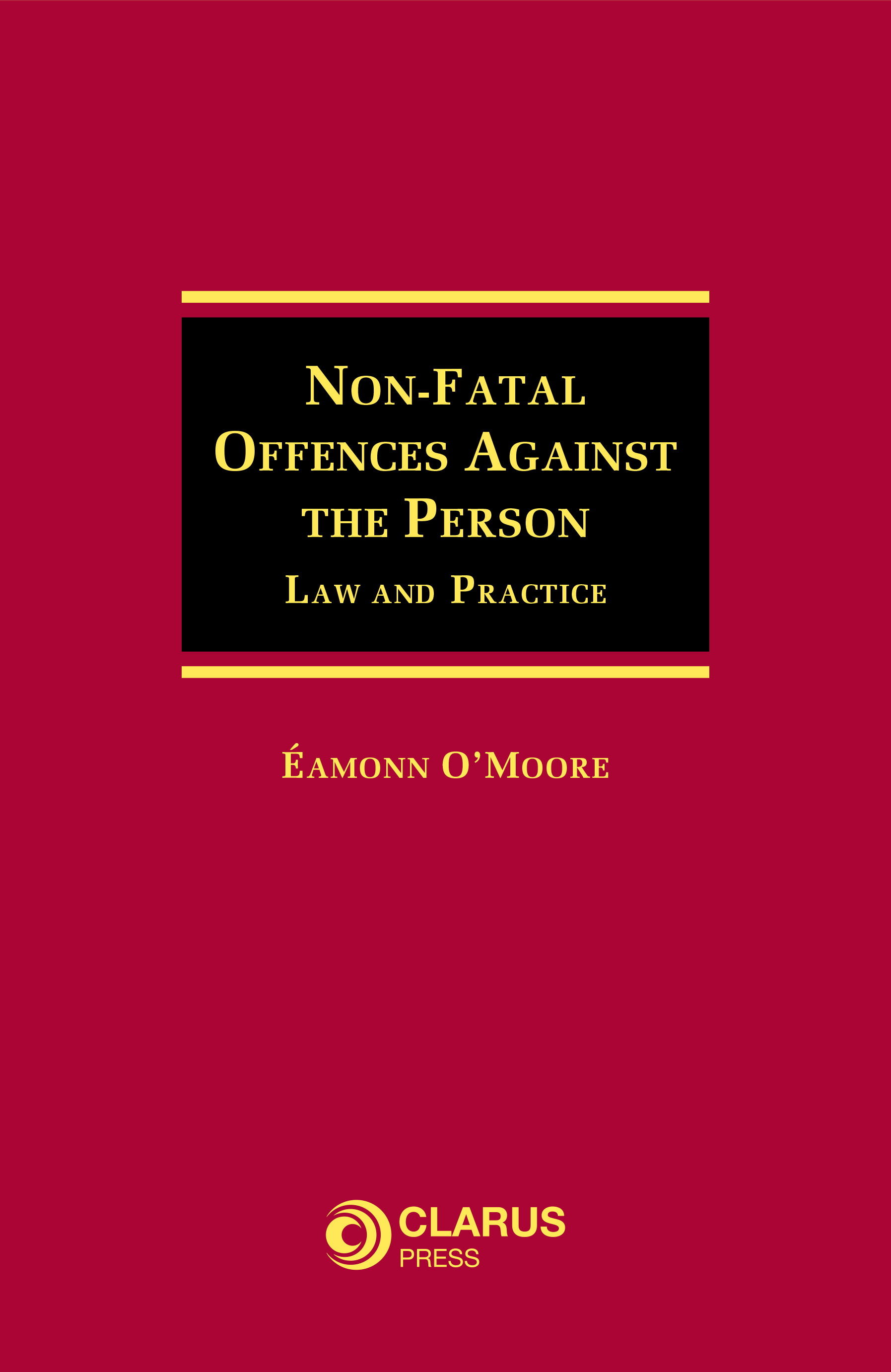 non fatal offences Henry lj the present state of the law concerning non-fatal offences against the person 'is yet another no definitional distinction between serious and non.