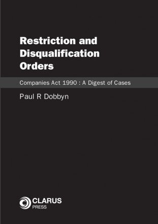Restriction-and-Disqualification-of-Directors